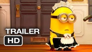 Despicable Me 2 - Official Trailer (2012) Steve Carell, Al Pacino Animated Movie HD