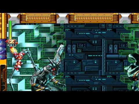 [HQ] Megaman X6 - Secret Labs, 1st Stage