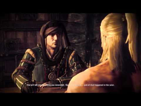 Let's Play The Witcher 2 - Part 1: And Thus it Begins!