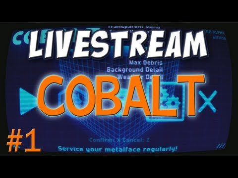 Cobalt Alpha 1 - Tutorial and First Impressions