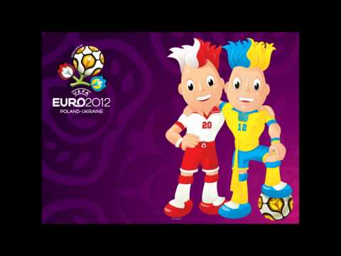 EURO 2012 goal tune Poland-Ukraine