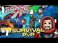 Space Engineers PVP Ep1: A Proper Burial Welcome to our Space Engineers Survival PVP multiplayer battle, in which Sips faces his own ghost and asks for a proper burial from Lewis while Duncan goes through the basics of ship building.... Category:  Games