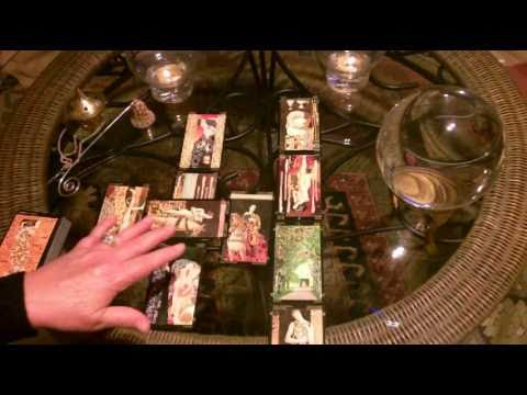 Golden Klimt Tarot Card Reading - Magickwyrd