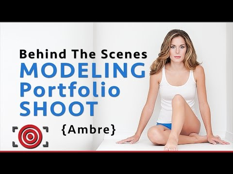 Modeling Portfolio Shoot - Ambre Chenoweth