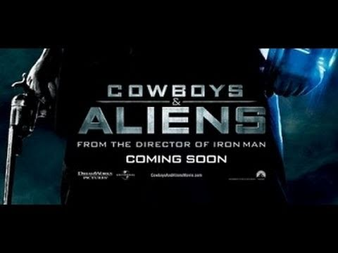 Cowboys & Aliens: Official Super Bowl Trailer
