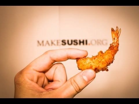 Tempura prawn - tempura shrimp - tempura recipe