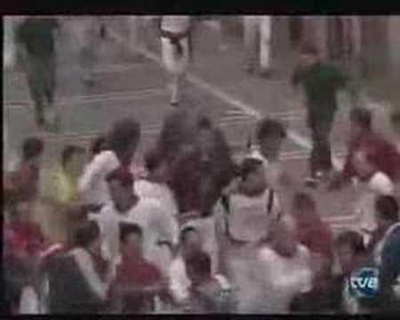 Encierro San Fermín - 12 de julio de 2007 (1)