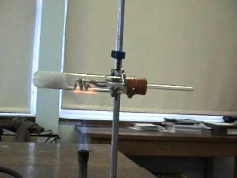 Magnesium and steam -uYbXZOg0id0