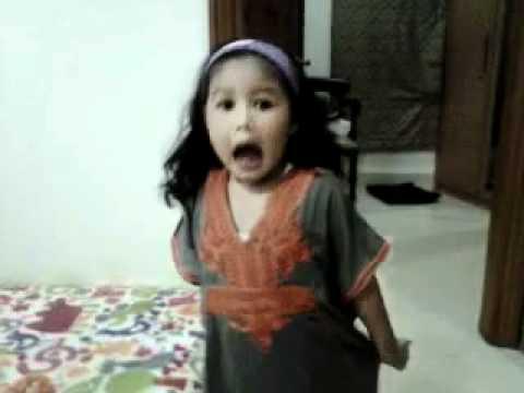 Kayli Rania Kasim - Singing Dari Mata Sang Garuda + Aku Anak Indonesia