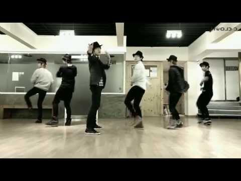 C Clown - Shaking Heart Dance Practice[Mirror & Slow]