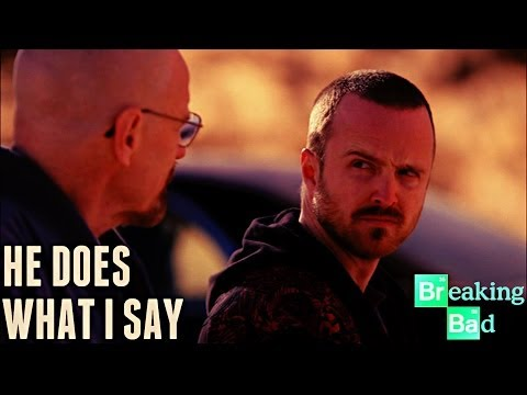 Breaking Bad | He Does What I Say (Jesse Pinkman)