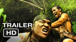 Warriors Of The Rainbow: Seediq Bale Official Trailer (2012) HD Movie