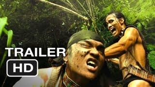 Warriors Of The Rainbow: Seediq Bale Official Trailer (2012) HD Movie