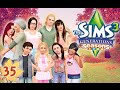 Let's Play The Sims 3: Generations & Seasons (Part 35) - Hanna's Wedding