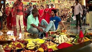 Govindudu Andarivadele Making Video