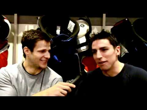 Alex Burrows & Kevin Bieksa