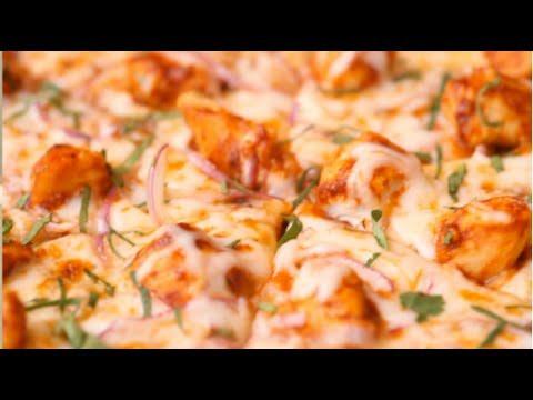 California Pizza Kitchen's BBQ Chicken Pizza Recipe - Get the Dish
