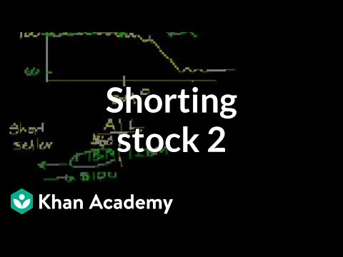 Shorting Stock 2