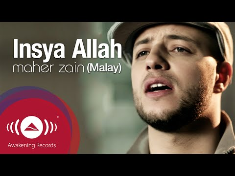 Maher Zain - Insya Allah (Malay) | Official Lyrics Video