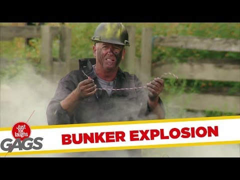 Bunker Explosion Accident