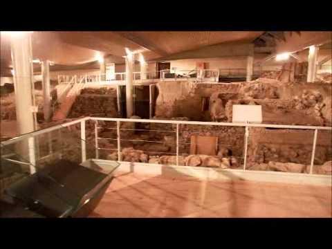 Prehistoric Settlement of Akrotiri