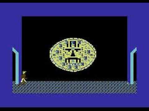 C64 Longplay - Aztec Challenge