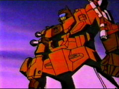 Transformers G1 COMPUTRON TRIBUTE
