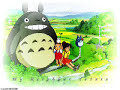 Totoro-Ending Theme (English)