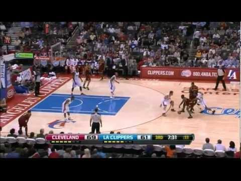Dion Waiters vs Clippers (Full Highlights) [05.11.2012]