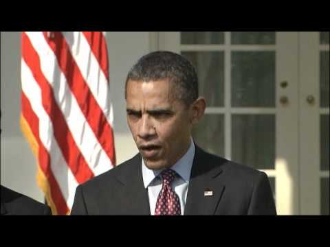 Obama: Trayvon Martin Case Is a `Tragedy'