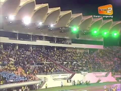 Hassanal Bolkiah Trophy 2012: Brunei vs. Myanmar (Brunei Highlights)