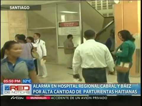 Alarma en hospitales regionales Cabral y Báez…