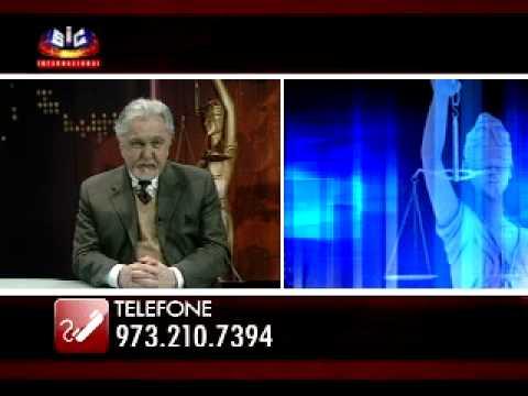 Programa Voce ea Lei com Dr. Moisés Apsan (2 Parte) 29 Março