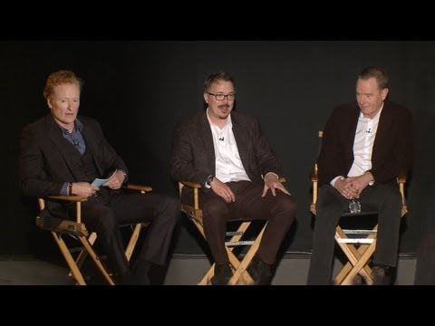Conan O'Brien Interviews the Breaking Bad Cast and Creator