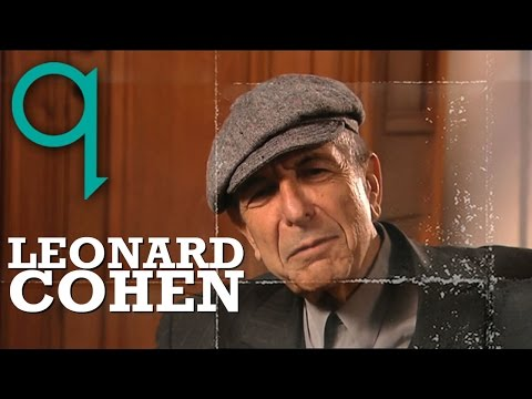 Leonard Cohen on Q TV (CBC exclusive)