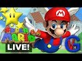 Favorite Super Mario Game? Super Mario 64 LIVE / Viewer Discussion!