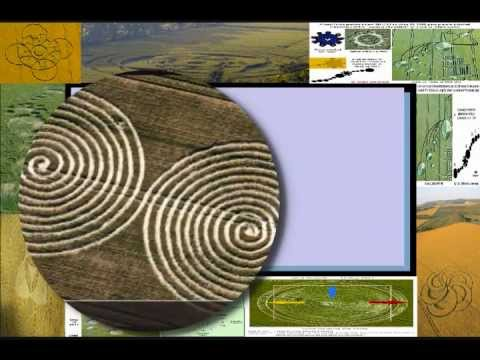 Crop circle mysteries - July 2011