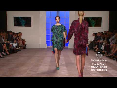 TOMMY HILFIGER - MERCEDES-BENZ FASHION WEEK SPRING 2012 COLLECTIONS