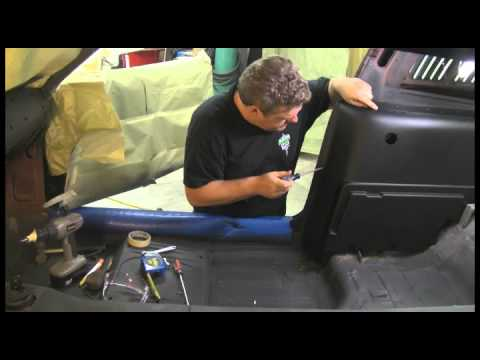 Episode 8 Part 2 Custom Seat belts in a Muscle Car Autorestomod.f4v