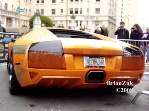 2008 Gumball 3000 Start in San Francisco - Gumpert Enzo CGTs