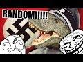 Dinosaurios, Nazis Y Cabras Voladoras.