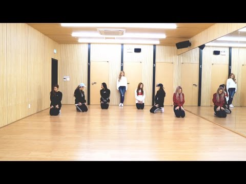 Wonderland (English Version) [Dance Practice Video]