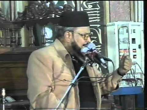 Shuhada-e-Karbala - Syed Shabbir Hussain Shah at Gulistan-e-Muhaddith Azam Pakistan -2005, Pt 3