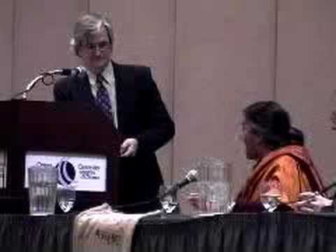 Vandana Shiva on Terminator Seed - Part 4