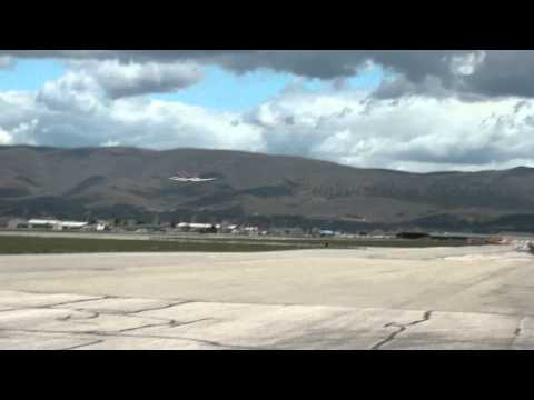 Cirrus Vision Jet FlyBy at Heber Airport!