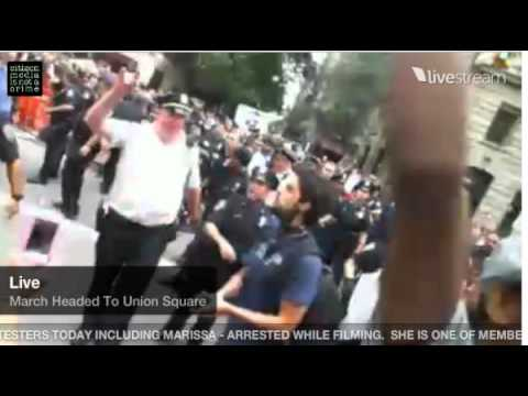 Occupy Wall Street Police Abuse