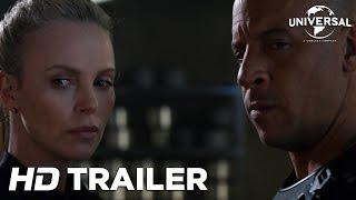 Fast & Furious 8 - Official Trailer 1 (Universal Pictures) HD