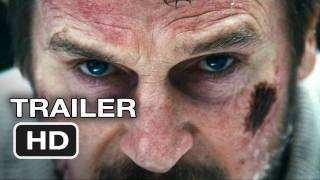 The Grey Official Trailer - Liam Neeson Movie (2012) HD