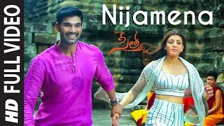 Nijamena Full Video Song | Sita