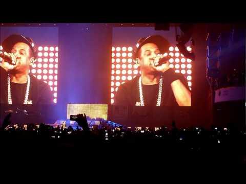 Jay-Z & Kanye West Live in Frankfurt 05.06.2012